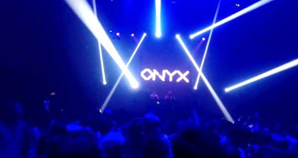 The ONYX Nightclub On a Saturday Nightlife in BKK Thailand