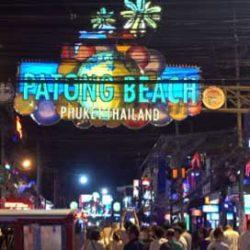 Bangla Road in Phuket