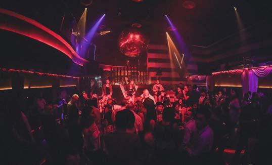 Levels night club on Sukhumvit Soi 11 in Thailand