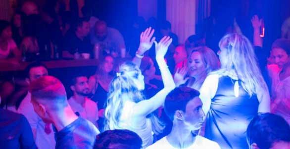 European Freelancers in Pattaya Discos