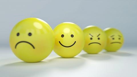 Attitude Smiley Face